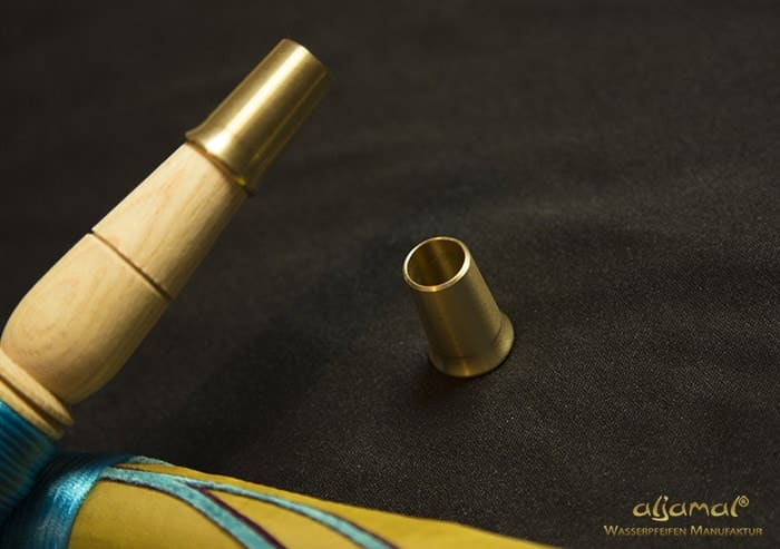 18/8 brass adapter